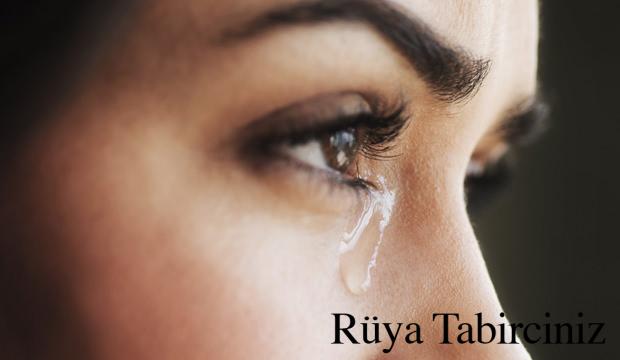 Rüyada ağlamak