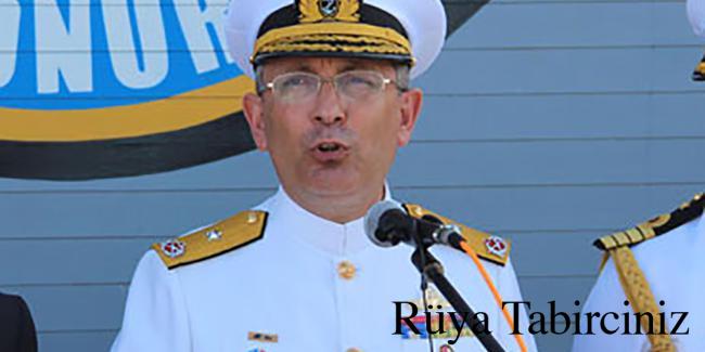 Rüyada amiral görmek