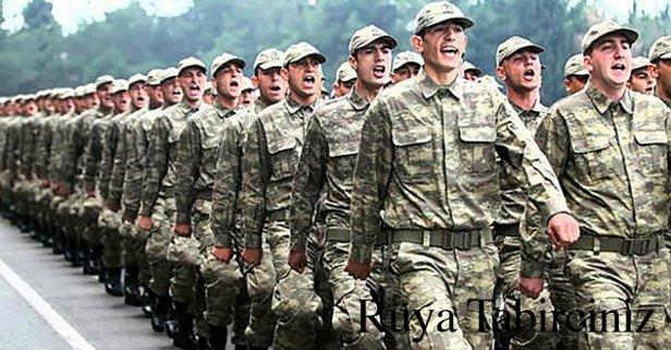 Rüyada Asker Görmek