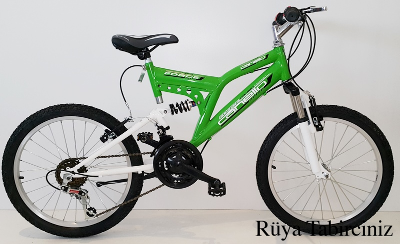 Rüyada bisiklet görmek