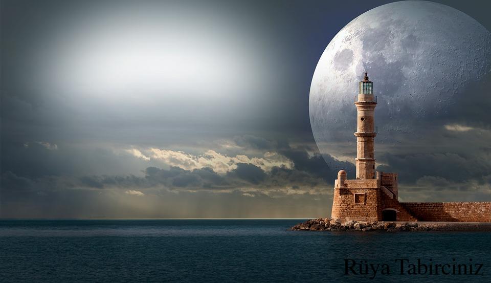 Rüyada deniz feneri