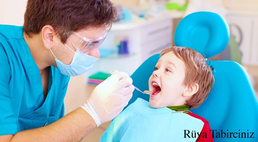 Rüyada diş doktoru