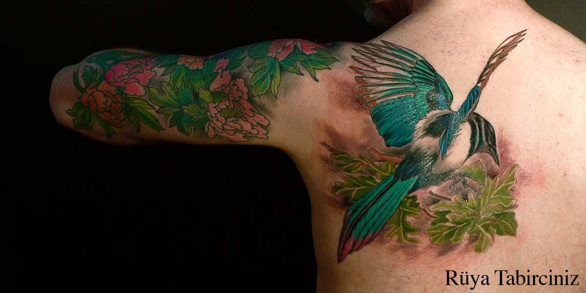 Rüyada dövme yaptırmak