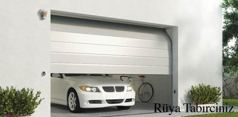 Rüyada garaj