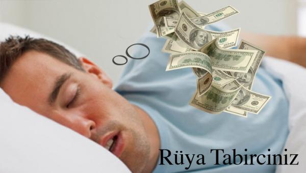 Rüyada para saymak