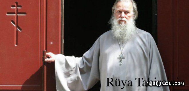 Rüyada rahip görmek