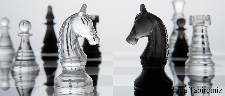 Rüyada satranç görmek