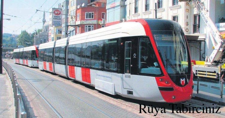 Rüyada tramvay görmek