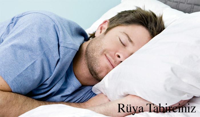 Rüyada uyku